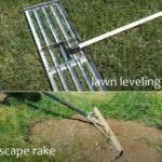 landscape rake vs lawn leveling rake